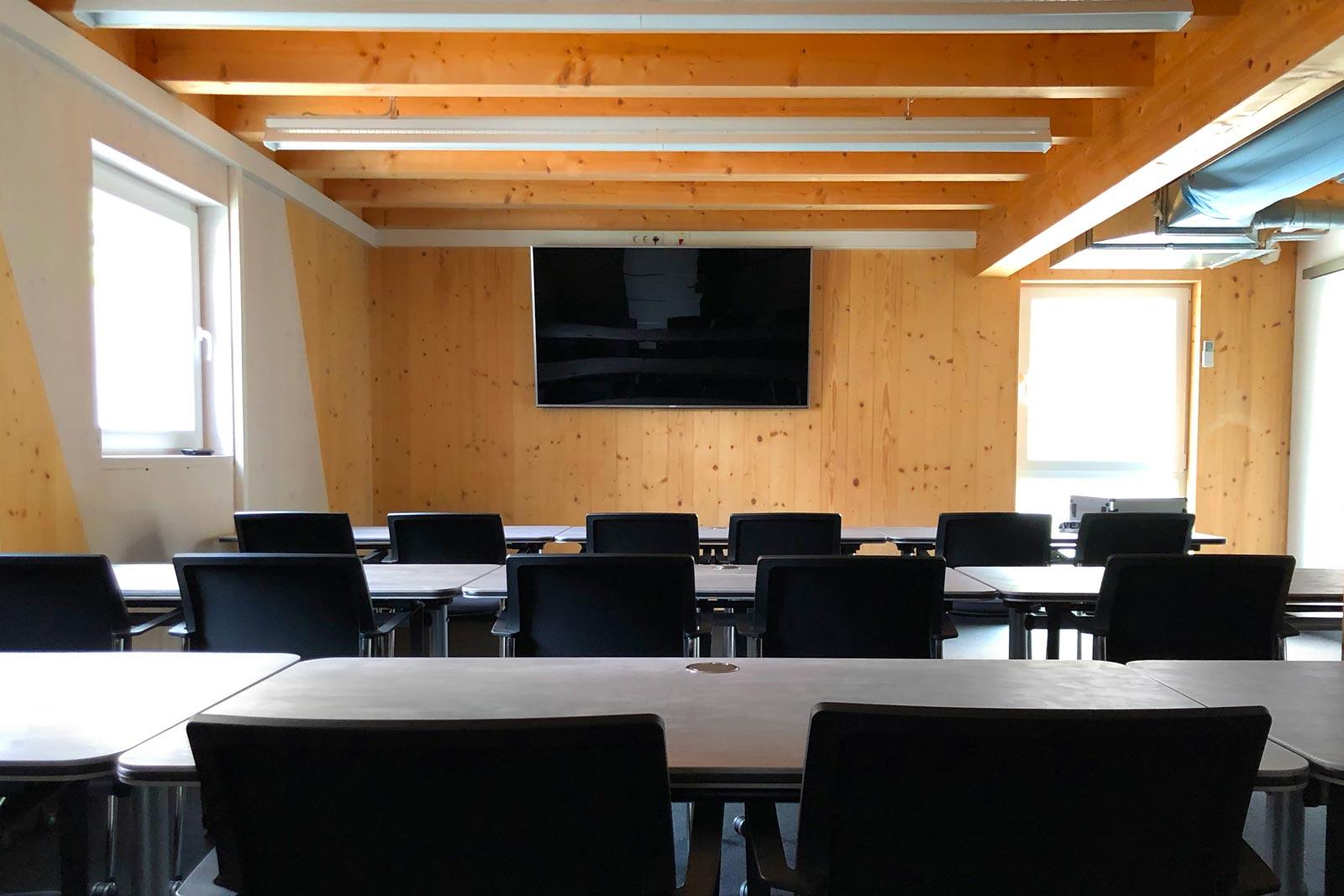 Hörluchs® Campus Schulungsraum