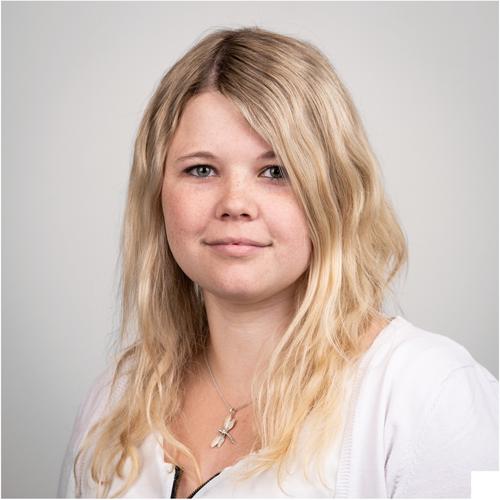 Birgit Häffner - Team leader order entry / dispatch