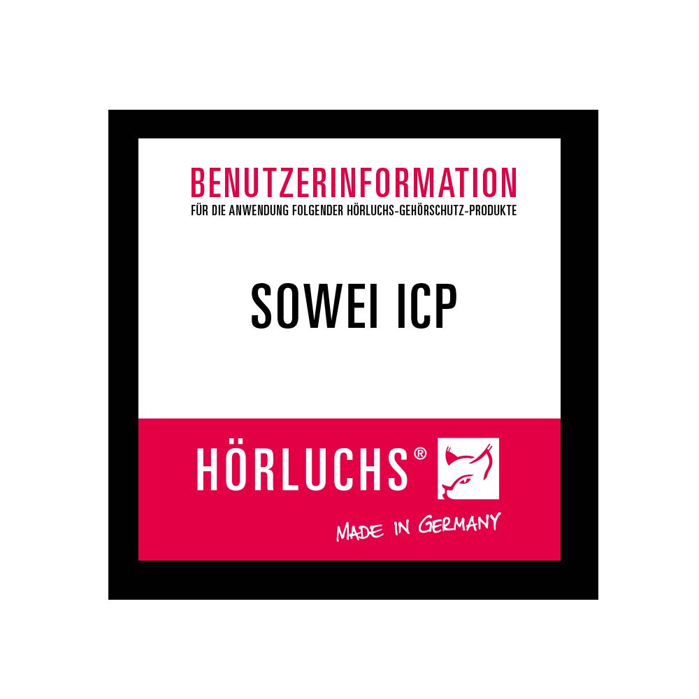 SOWEI ICP Benutzerinformation