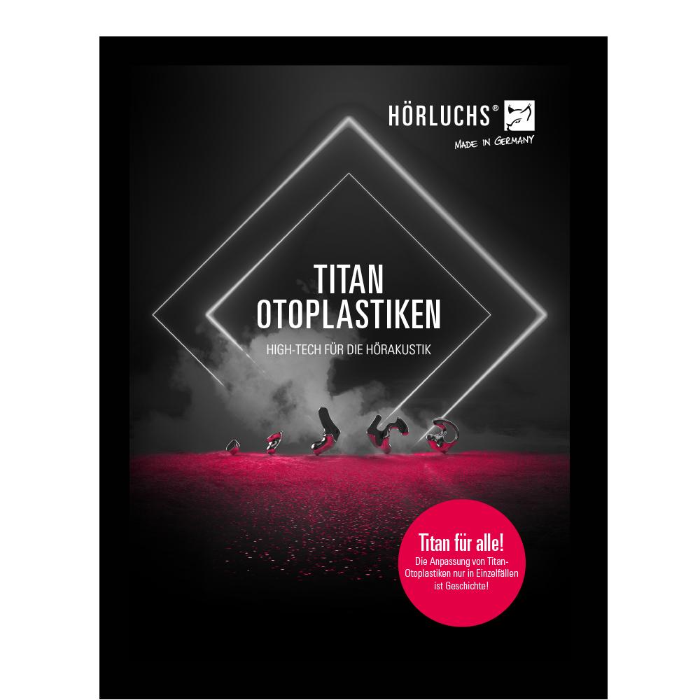 Titan-Otoplastiken Flyer