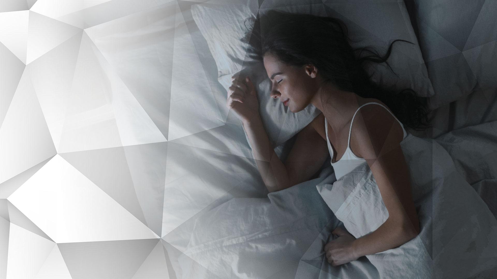 Komfortschutz zum Schlafen