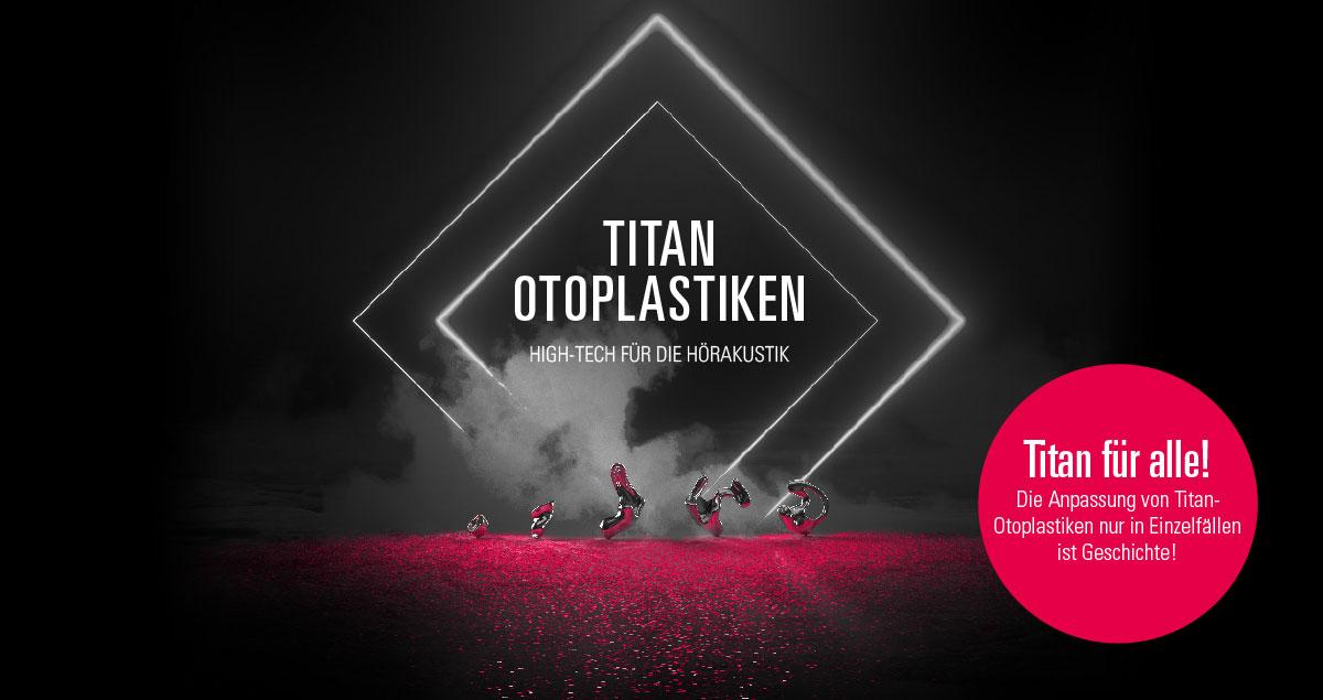 Titan-Otoplastiken News Header