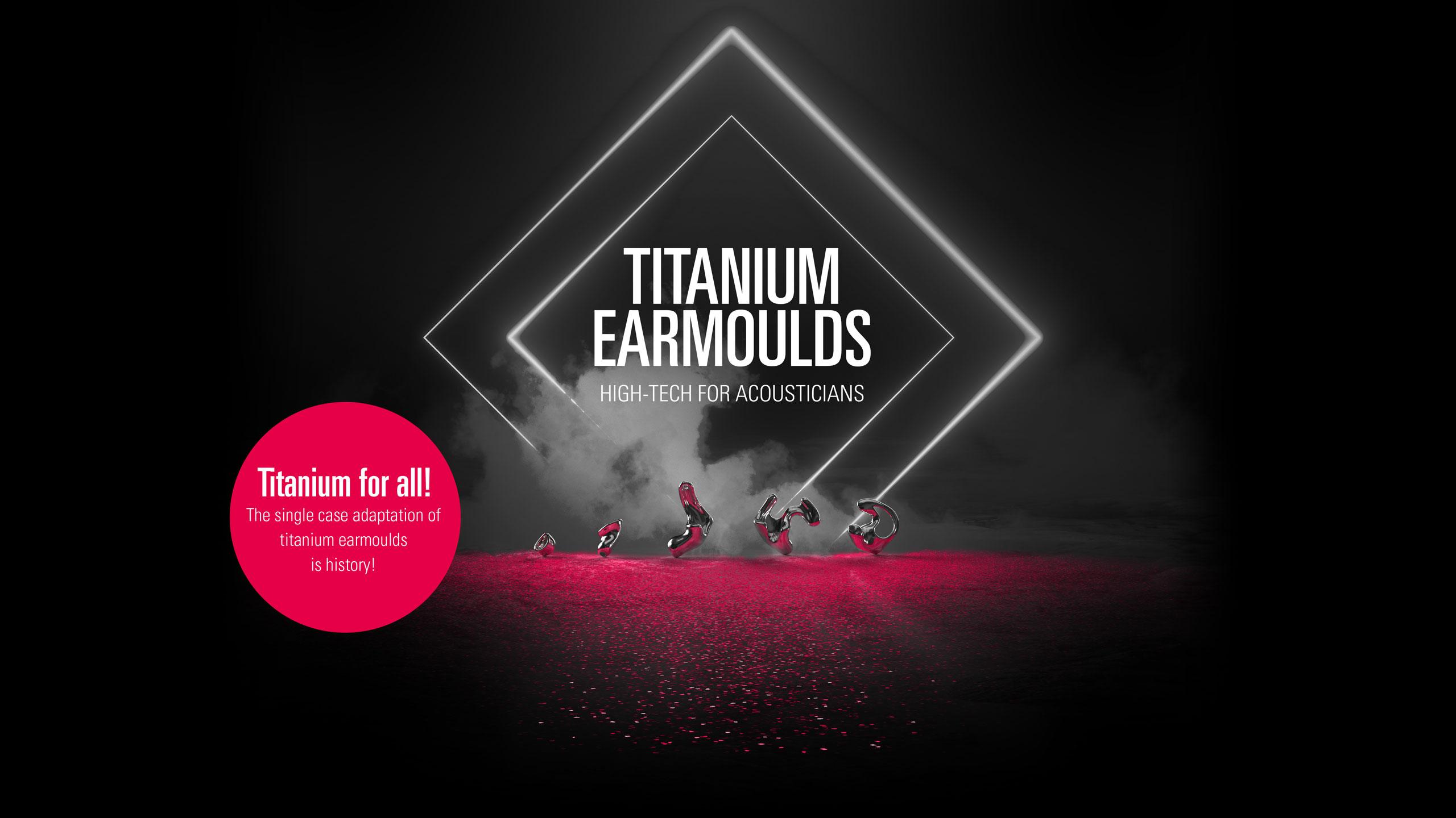 Titanium Header