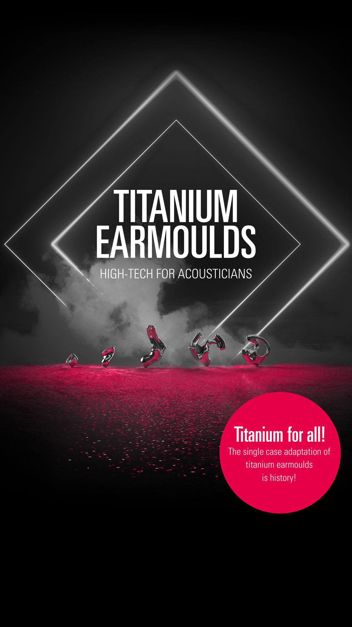 Titanium earmoulds header mobile.