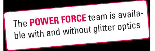 Power Foce Glitter