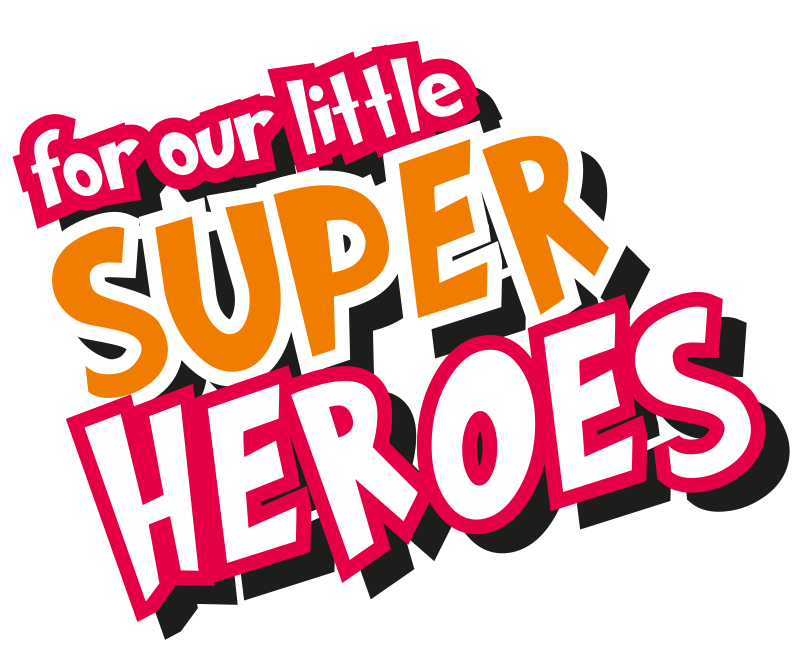 For our little Super Heroes