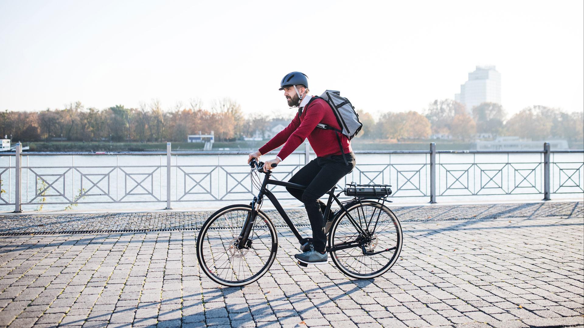 E-Bike für Hörluchs® Mitarbeiter