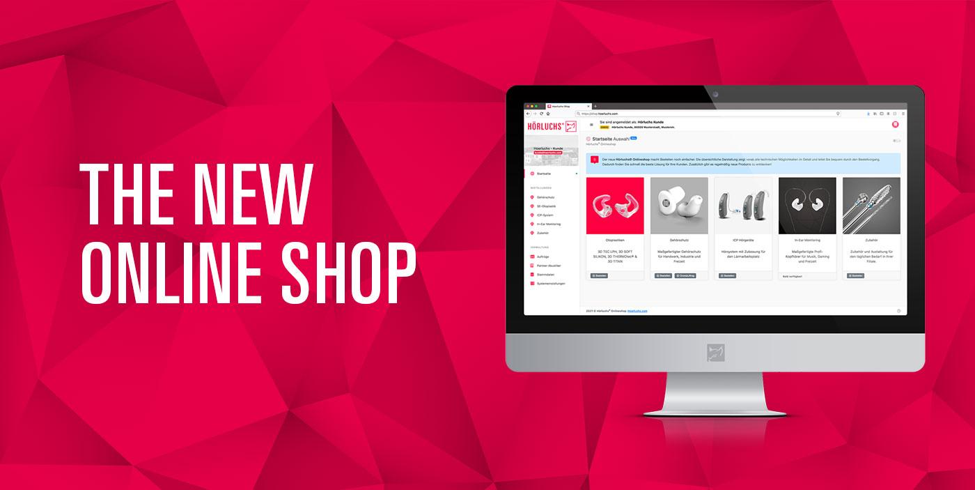 The new Hörluchs® online shop