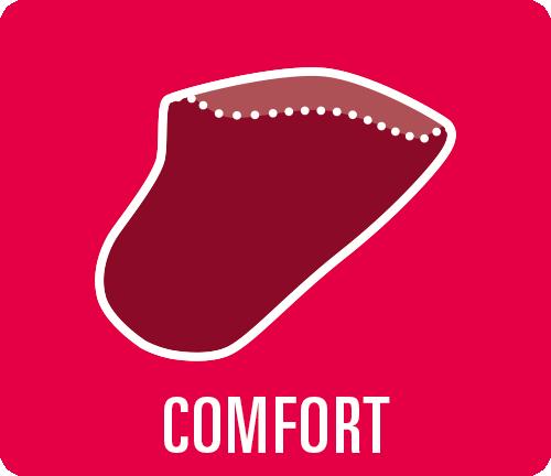 Otoplastik in der Bauart Comfort