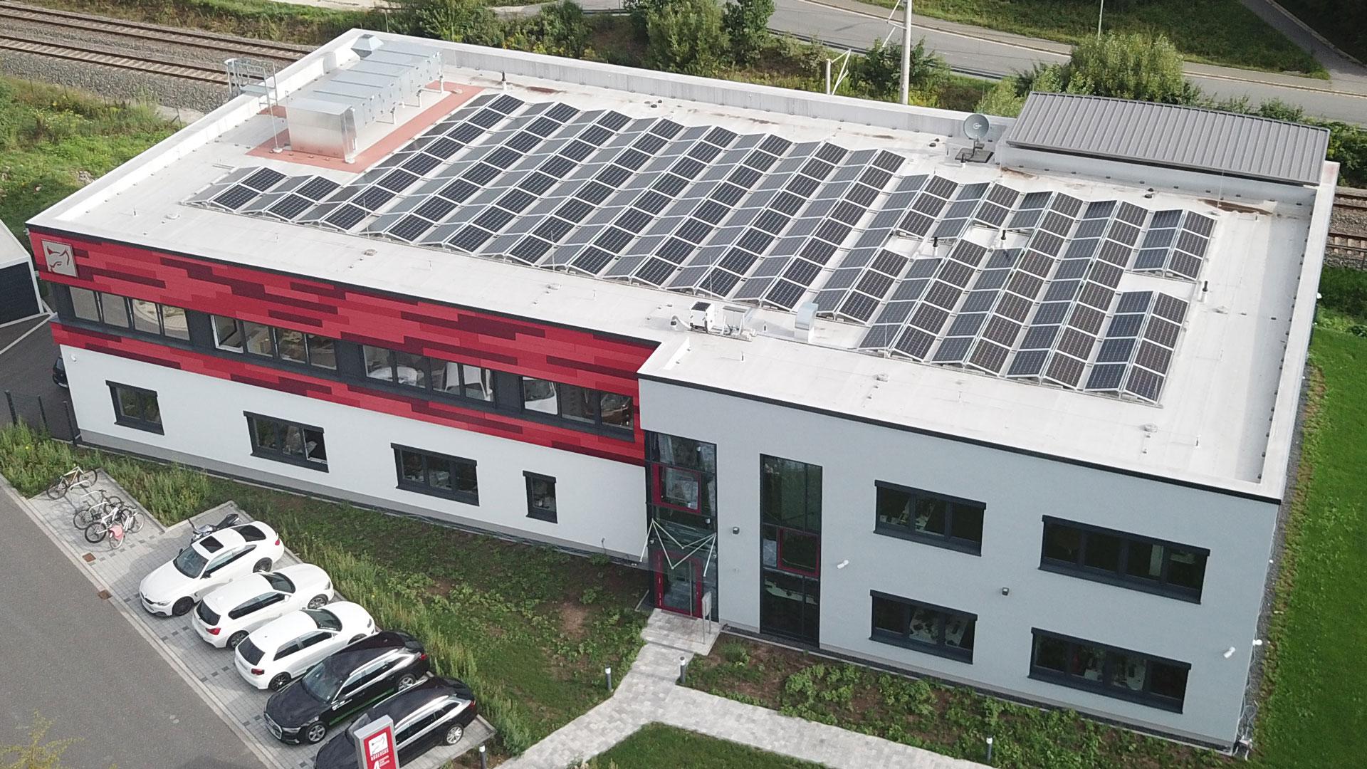 Hörluchs® Produktionsstandort in Hersbruck