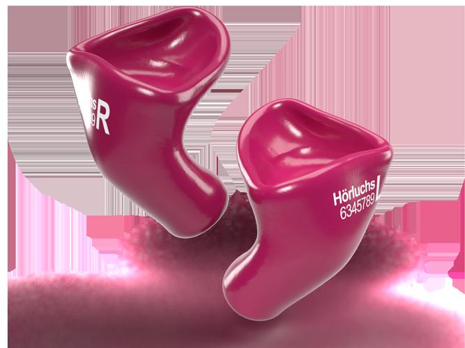 SOWEI FREE Gehörschutz CIC mit Abstützung