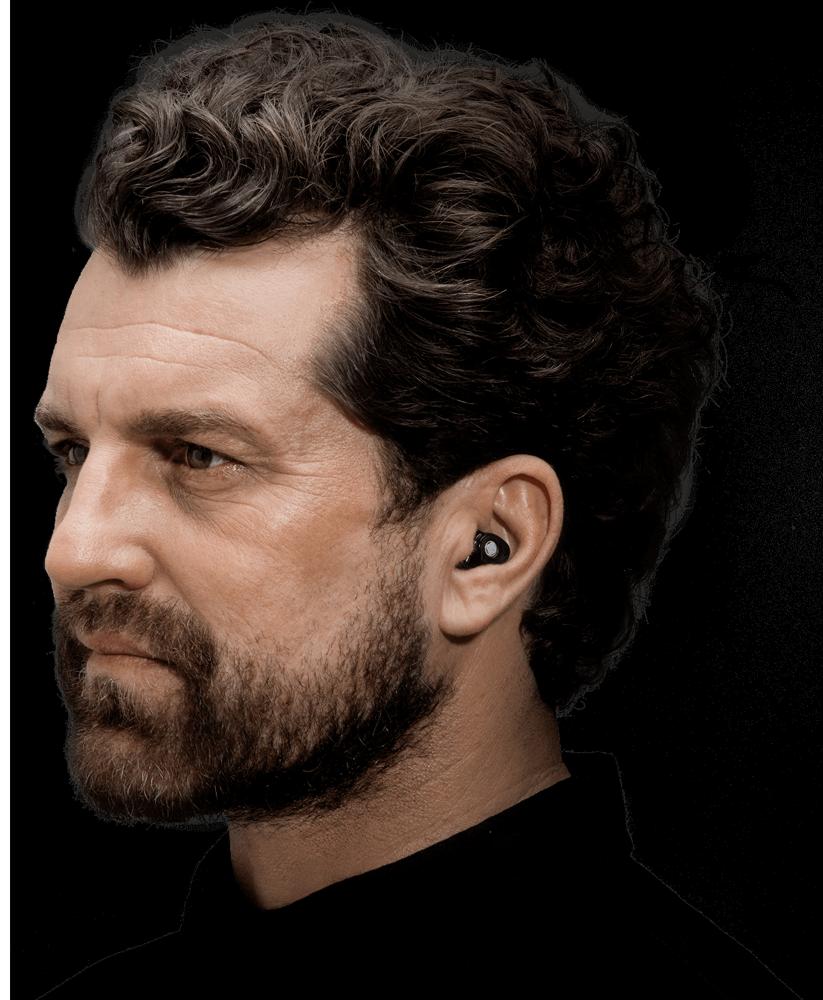 Hörluchs® Maßangepasster Gehörschutz