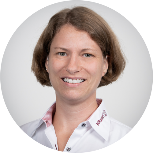 Miriam Müller - Team Leader Production Earmoulds