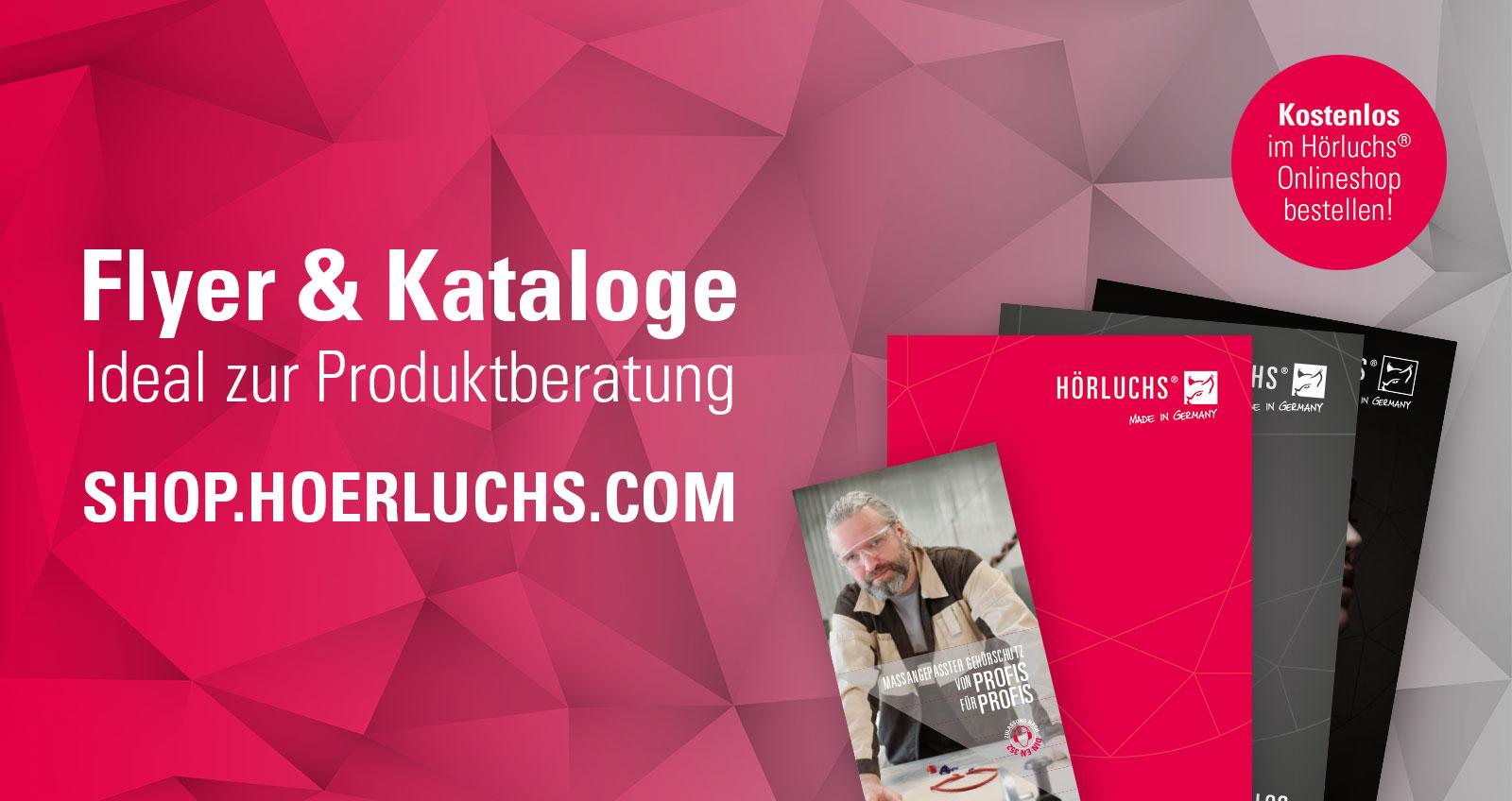 Kataloge & Flyer