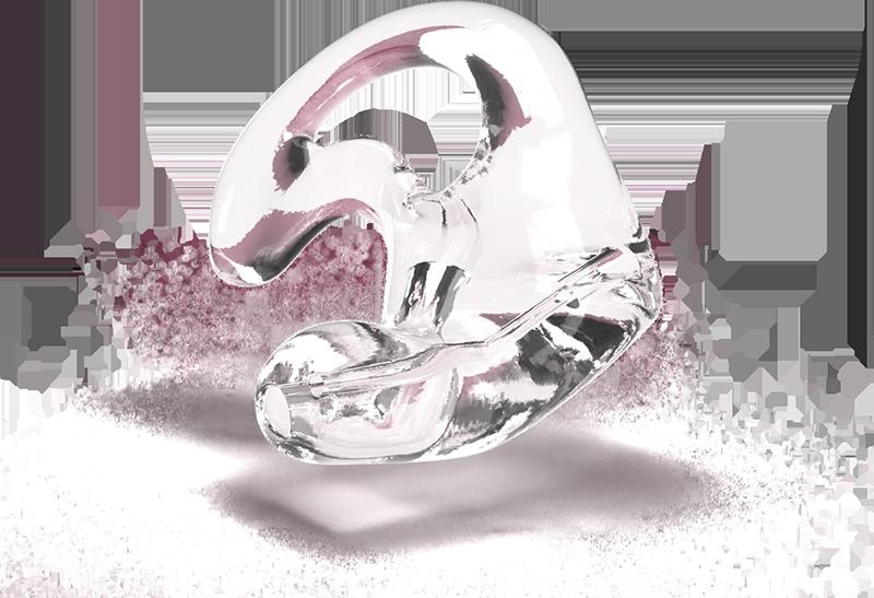 Otoplastik-Veredelungs-Art Nanolackierung