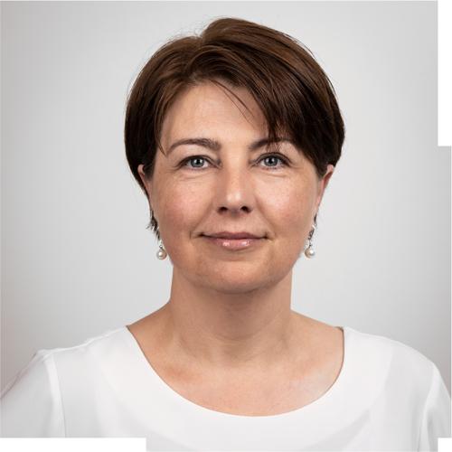 Silvia Maul - Head of Department