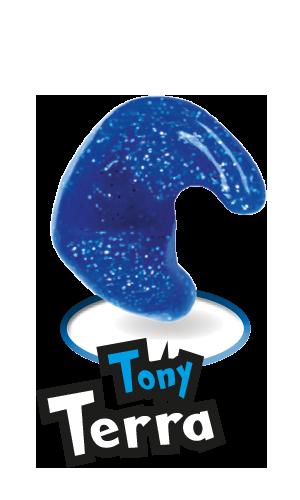 Tony Terra Kinderotoplastik