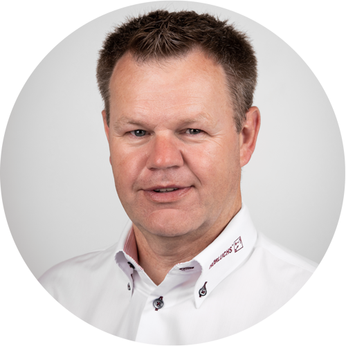Torsten Richter - Field service IEM