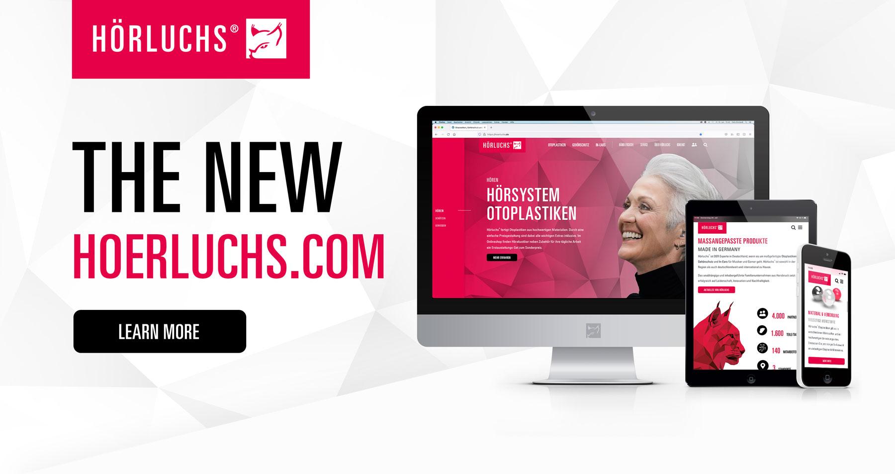 The new Hoerluchs.com